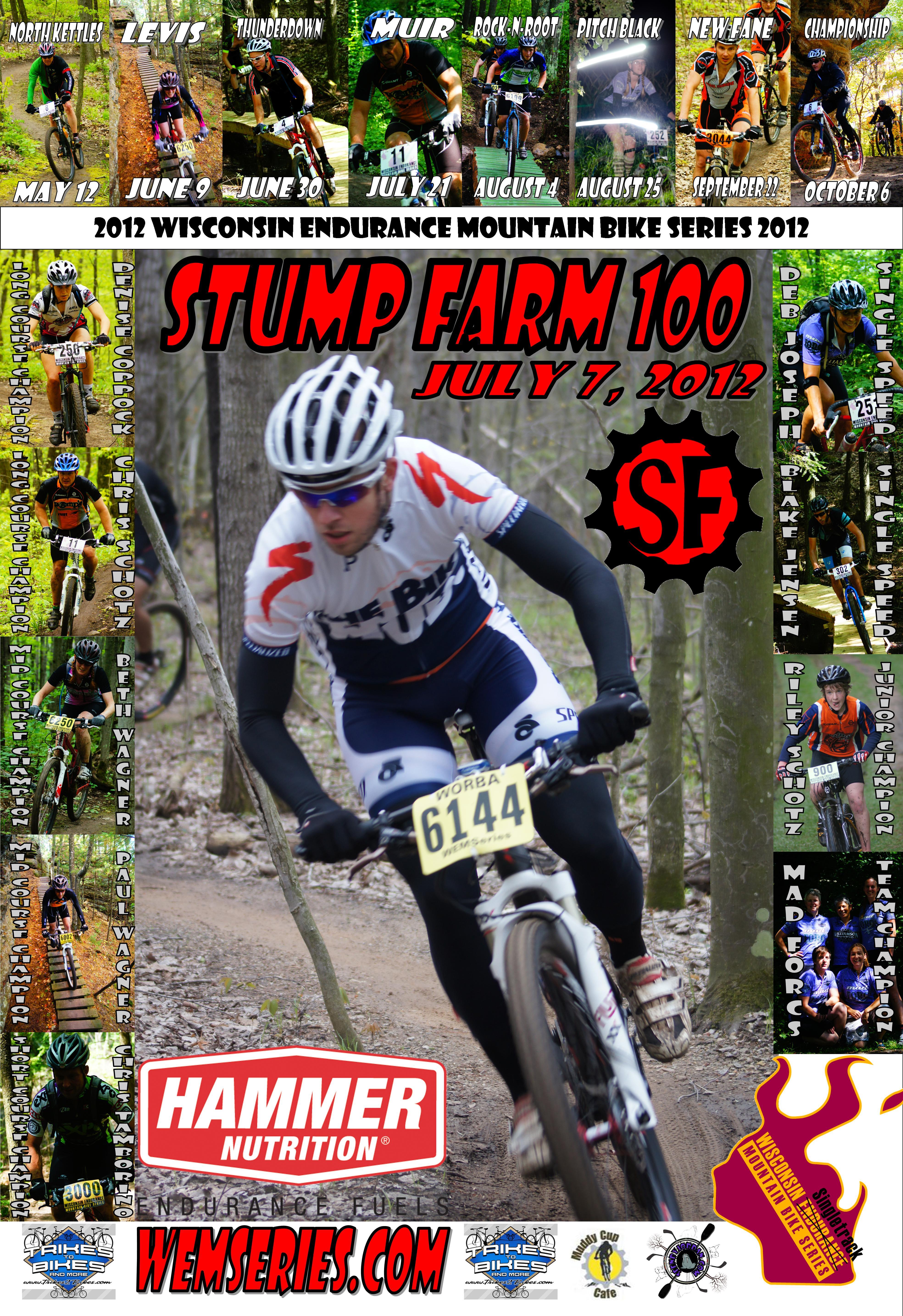 Stump Farm Poster