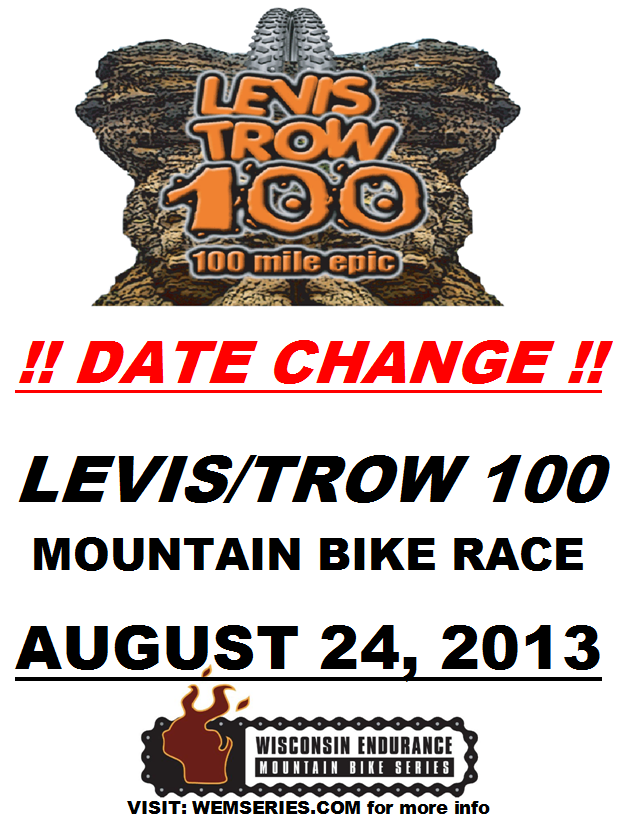 2013 LEVIS_TROW 100 - DATE CHANGE