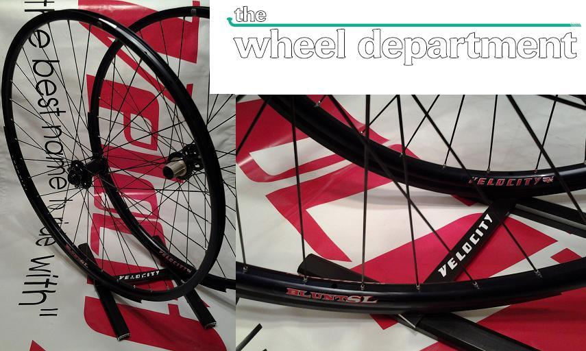 Velocity Wheels - WEMS